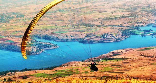 Kamshet Paragliding Course