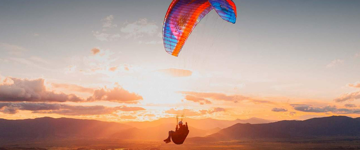 Learn Paragliding in Kamshet at Kamshet Paragliding School