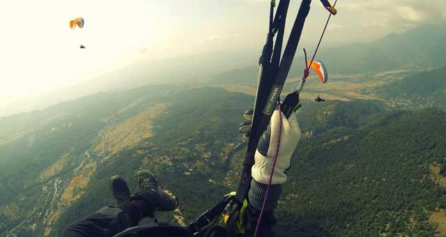 Learn Paragliding in Kamshet