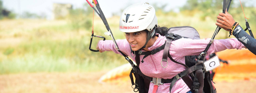 Learn Paragliding in Kamshet